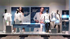 Product Displays retail window signs vinyl display 300x168